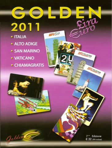 catalogo golden schede telefoniche